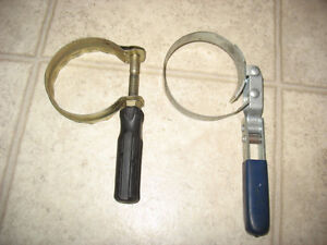 2  AUTOMOTIVE OIL FILTER WRENCHES