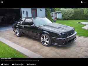 Ford Mustang GT 1990 Impecable Lac-Saint-Jean Saguenay-Lac-Saint-Jean image 7