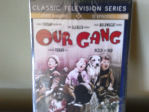 DVD-Spanky And Our Gang 'Reduced Price