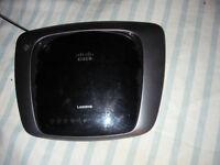 Cisco WRT310N Linksys Wireless-N Gigabit Router_$20 OBO