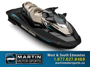 2017 Sea-Doo GTX Limited 300