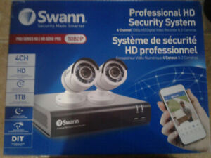 New Security System With Camera