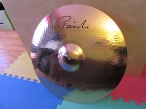 "Paiste Signature Reflector Series Bell 22"" Ride Cymbal Maiden"