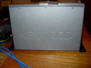 Kenwood car stereo system (complete) London Ontario image 5