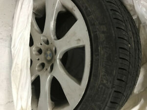 BMW tires and Acura MDX tires