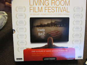 Living Room Film Festival Collection DVD - NEW, Boxed Kitchener / Waterloo Kitchener Area image 4