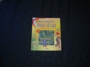 Mon premier livre d'art : à la découverte d'œuvres célèbres