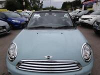 2014 MINI Convertible 1.6 One 2dr