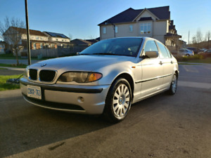 BMW 320i, 2003, Safety certified and E-tested