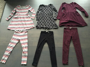 Youth girl size 6 - all h&m