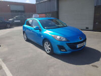 2010 MAZDA MAZDA3 1.6D TS2 DIESEL ONLY 99,000 MILES WARRANTED