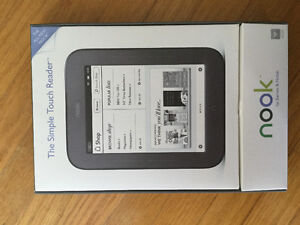 Brand new Barnes and Noble Nook Reader