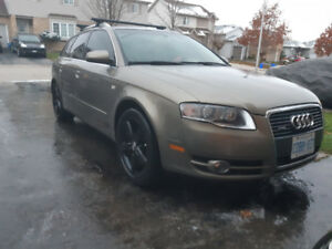 2006 Audi A4 Quatrro Wagon safety ready!