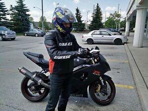 Gsxr 600 matte black