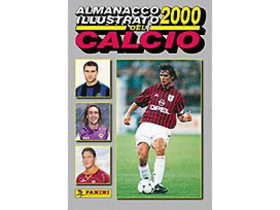 Panini ALMANACCO ILLUSTRATO DEL CALCIO 2000