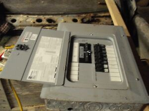 emergency electrical panel and cable