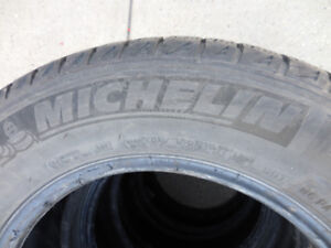 Good Michelin X-ice used winter tires
