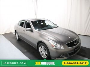 2013 Infiniti G37 Luxury AWD