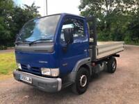 55 NISSAN CABSTAR 3.0 34.10 DROPSIDE 105BHP 11 STAMP ONE OWNER FROM NEW PX SWAPS