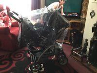 buggy/stroller, safety 1st.