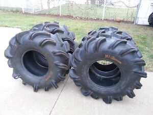 Highlifter outlaws mud tires