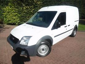 2012/62 Ford Transit Connect T230 1.8TDCi High Roof Crew Van LWB 5 SEAT CREW