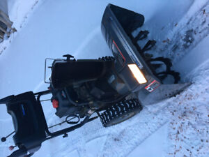 Murray Pro 9.5hp 27in Snowblower