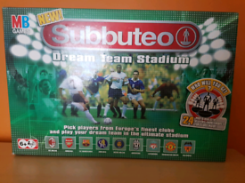 Subbuteo Dream Team Stadium MB game