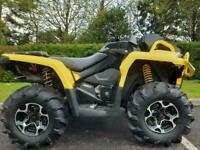 Can-Am Outlander XMR 650 ATV Quad Bike - 2019 - Great Condition - Low Mileage