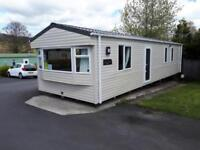Clearance of ABI static caravans at Forest of Pendle Lanacashire