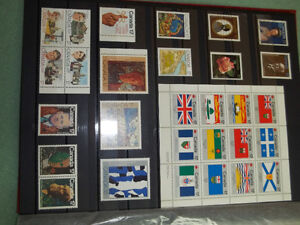 Timbres/Stamps 5200 originals from 140 countries Gatineau Ottawa / Gatineau Area image 2