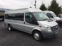 Ford Transit 17 seater only 7300 miles 2011 11 Reg t430