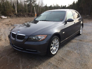 2007 BMW 3-Series 335Xi Sedan