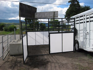 Horse Stall - 4 piece