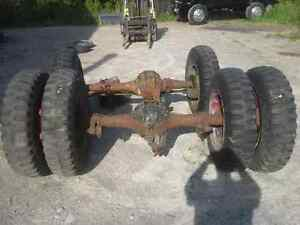 Military axles Kawartha Lakes Peterborough Area image 1