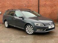 2013 Volkswagen Passat 1.6 TDI BlueMotion Tech Highline 5dr Estate Diesel Manual