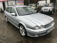 07 REG Jaguar X-TYPE 2.2D Sovereign