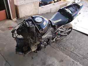 06 CBR 600R PART OUT Kitchener / Waterloo Kitchener Area image 1