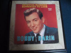 framed vinyl 45's for sale