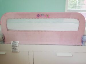 Bed Rail for Children - Pink