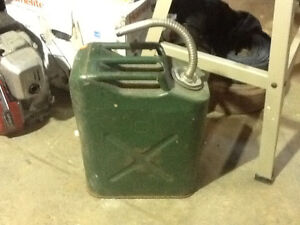 Antique Gas Can $40