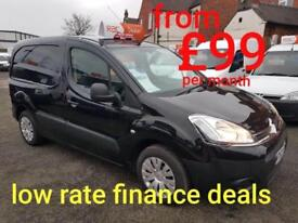 Citroen Berlingo 1.6HDi ( 75 ) L1 625 L1625 Enterprise Special Edition2013