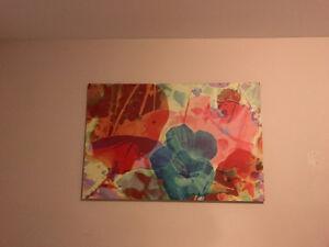 "55.5"" Ikea Painting"