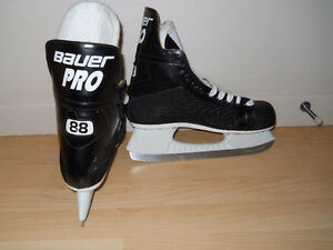 patin BAUER comme neuf gr: 9 D