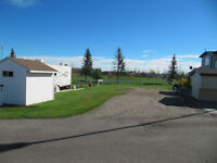 RV Golf course lot for rent