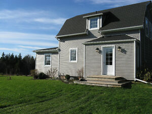 House with 4 acres in Emyvale, PEI