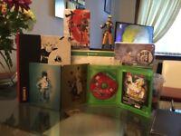 Naruto Shippuden Ultimate Ninja storm 4 Collectors Edition Xbox One