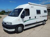 Trigano Tribute, 2005, 2 Berth Campervan, DEPOSIT NOW TAKEN!