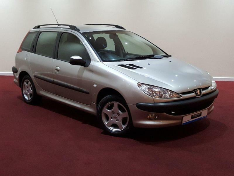2004 peugeot 206 sw 1 4 hdi s 5dr a c in luton bedfordshire gumtree. Black Bedroom Furniture Sets. Home Design Ideas