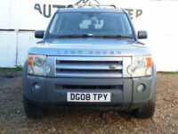 Land Rover Discovery 3 2.7TD V6 auto 2008.5MY HSE